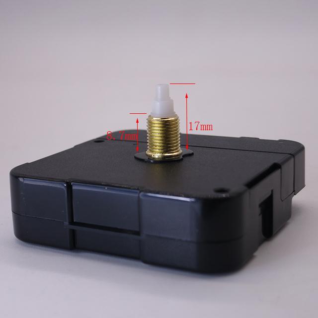 轴长17mm石英钟机芯
