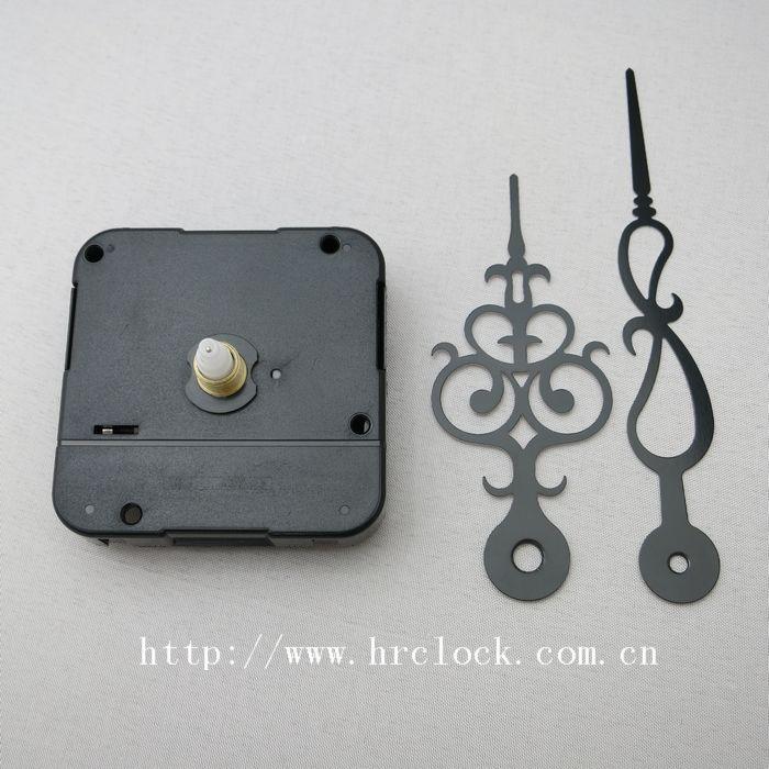 钟表配件钟机芯配指针