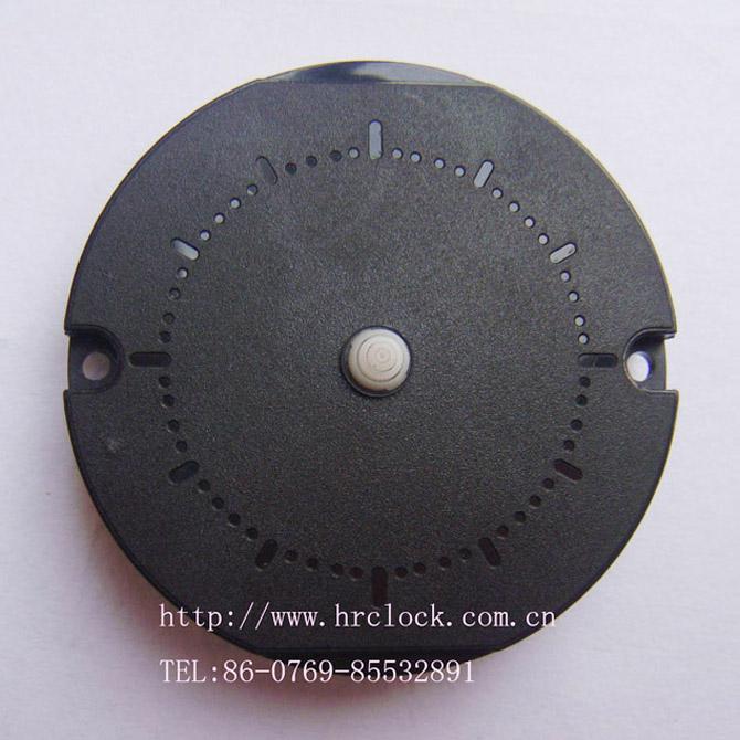 圆形石英钟机芯