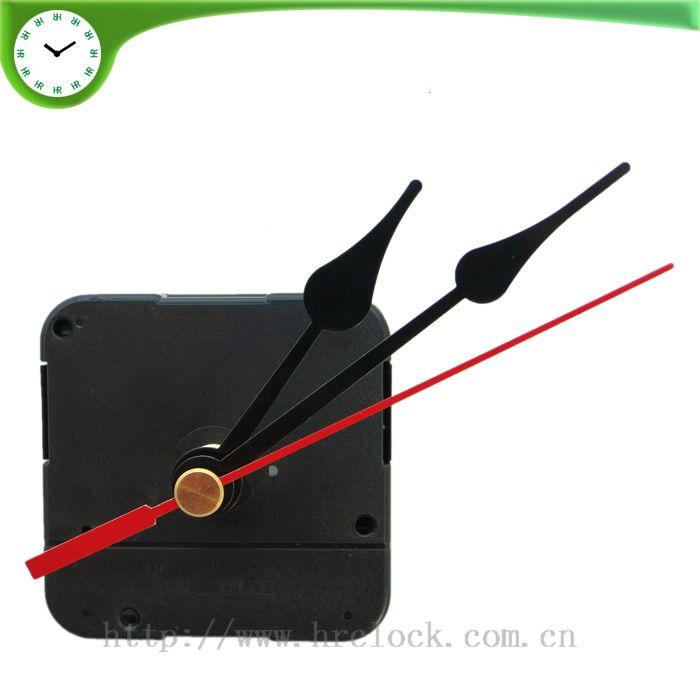 石英钟机芯加针